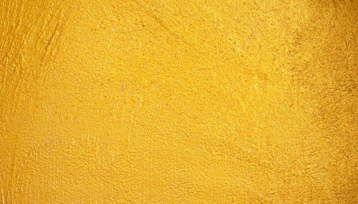Guld betongulv